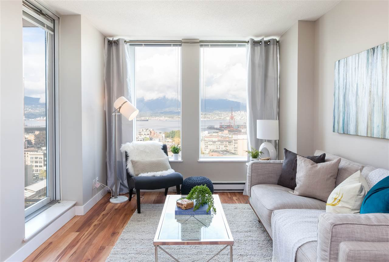 """Main Photo: 2306 550 TAYLOR Street in Vancouver: Downtown VW Condo for sale in """"THE TAYLOR"""" (Vancouver West)  : MLS®# R2213216"""