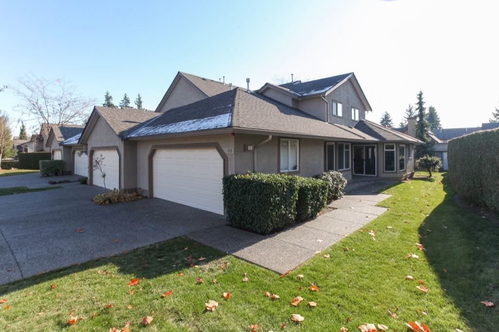"Main Photo: 133 15988 83 Avenue in Surrey: Fleetwood Tynehead Townhouse for sale in ""Glenridge"" : MLS®# R2220361"