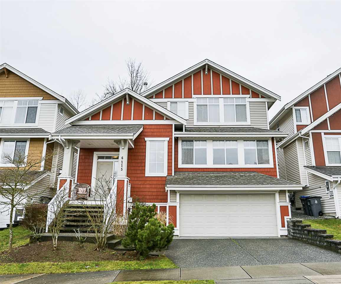 "Main Photo: 6115 151 Street in Surrey: Sullivan Station House for sale in ""Oliver's Lane"" : MLS®# R2236496"
