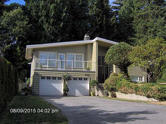 Main Photo: 972 BELVISTA CRESCENT in NORTH VANCOUVER: Canyon Heights NV House for sale (North Vancouver)  : MLS®# V1138412