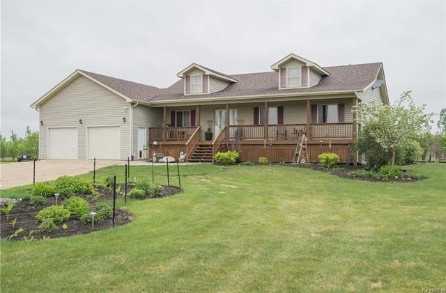 Main Photo: 6 Venture Lane in Ile Des Chenes: R05 Residential for sale : MLS®# 1813875