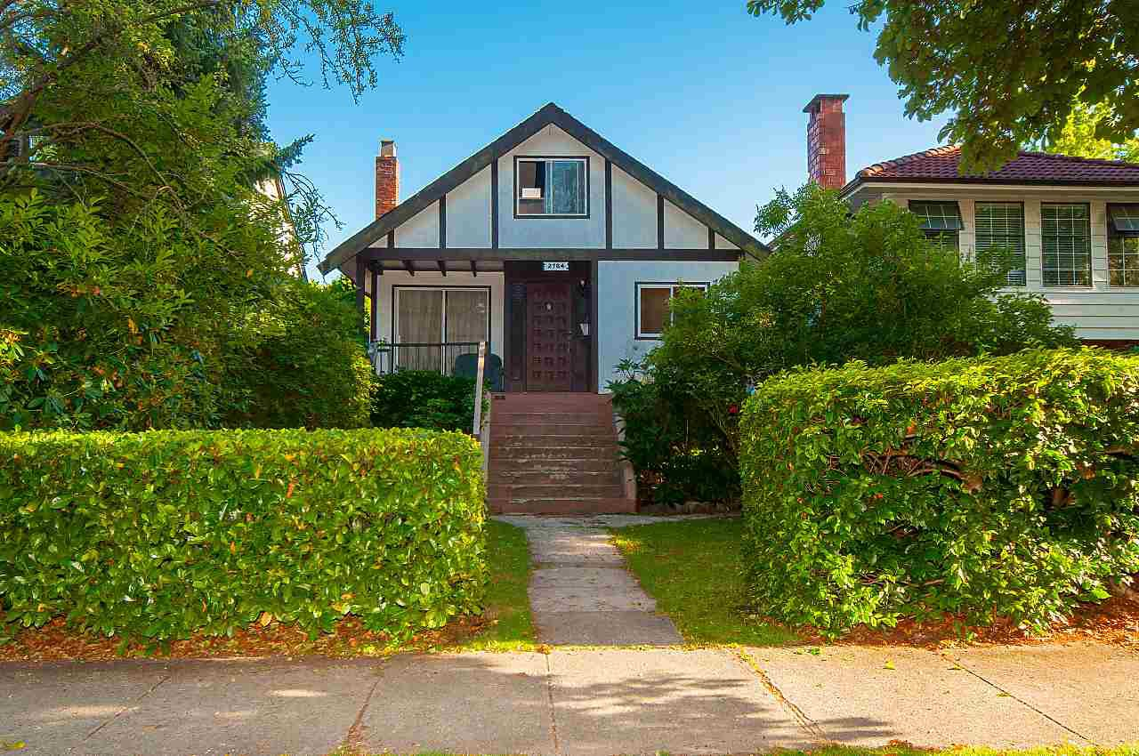 Photo 1: Photos: 2764 W 14TH Avenue in Vancouver: Kitsilano House for sale (Vancouver West)  : MLS®# R2290093
