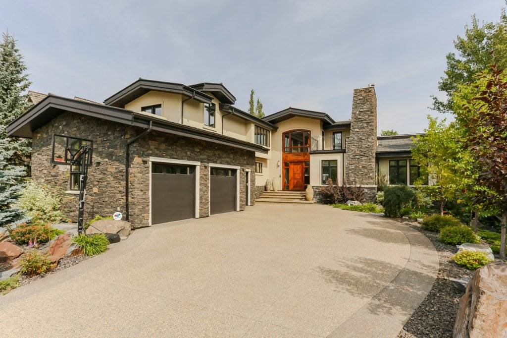 Main Photo: 1082 WANYANDI Way in Edmonton: Zone 22 House for sale : MLS®# E4126439