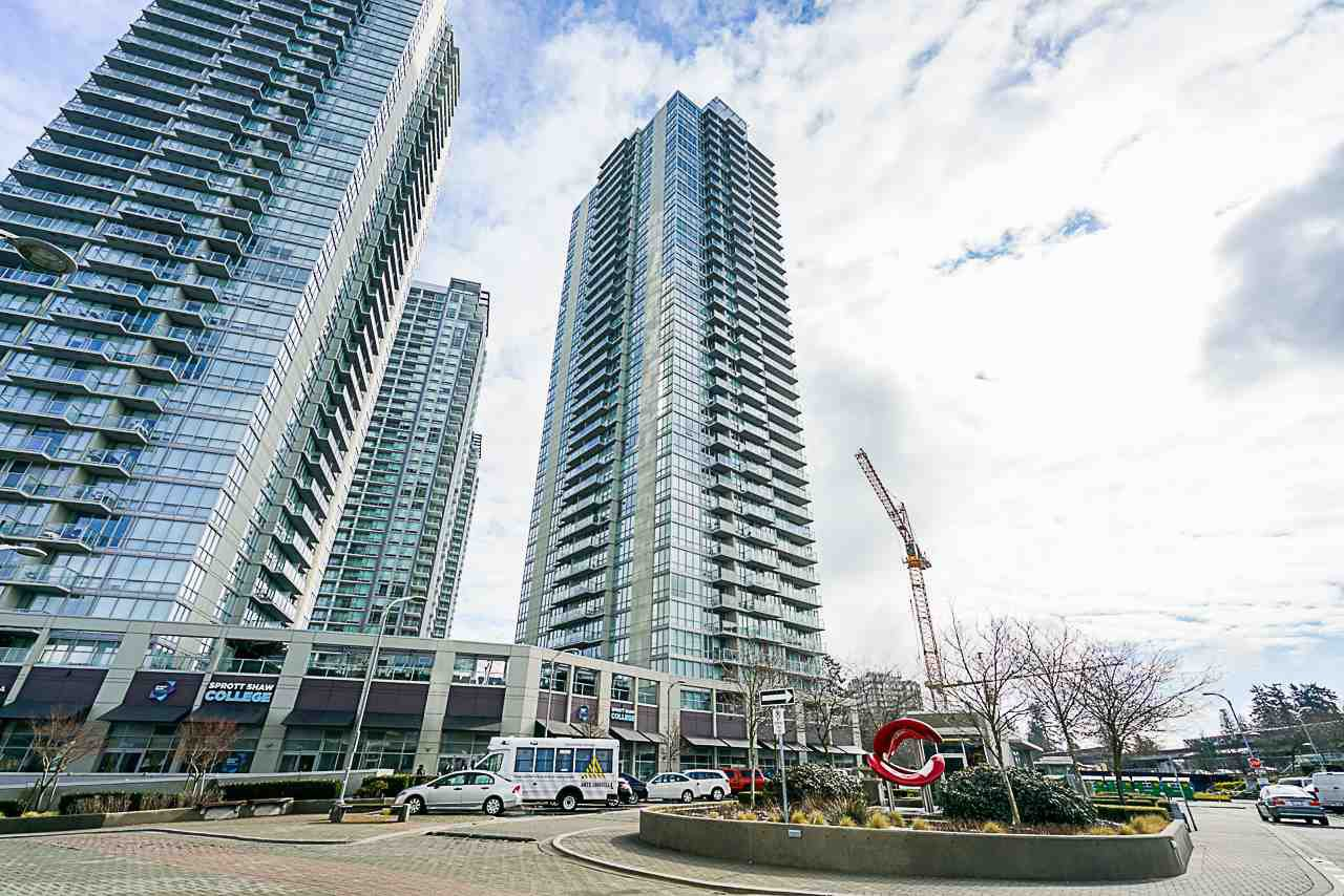 """Main Photo: 2704 9981 WHALLEY Boulevard in Surrey: Whalley Condo for sale in """"INFINITY 2"""" (North Surrey)  : MLS®# R2347005"""