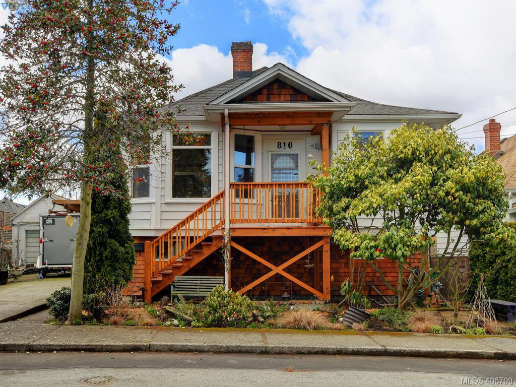 Main Photo: 810 Russell Street in VICTORIA: VW Victoria West Single Family Detached for sale (Victoria West)  : MLS®# 406709