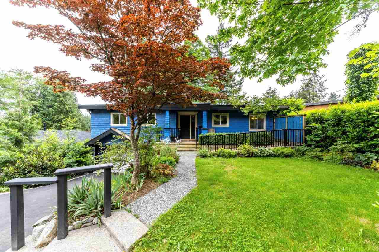 Main Photo: 1321 COLEMAN Street in North Vancouver: Lynn Valley House for sale : MLS®# R2375314