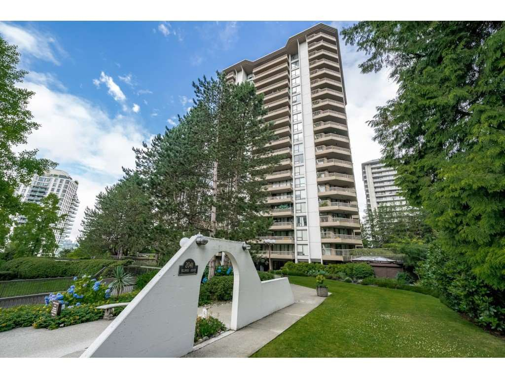 "Main Photo: 804 2041 BELLWOOD Avenue in Burnaby: Brentwood Park Condo for sale in ""ANOLA PLACE"" (Burnaby North)  : MLS®# R2386549"