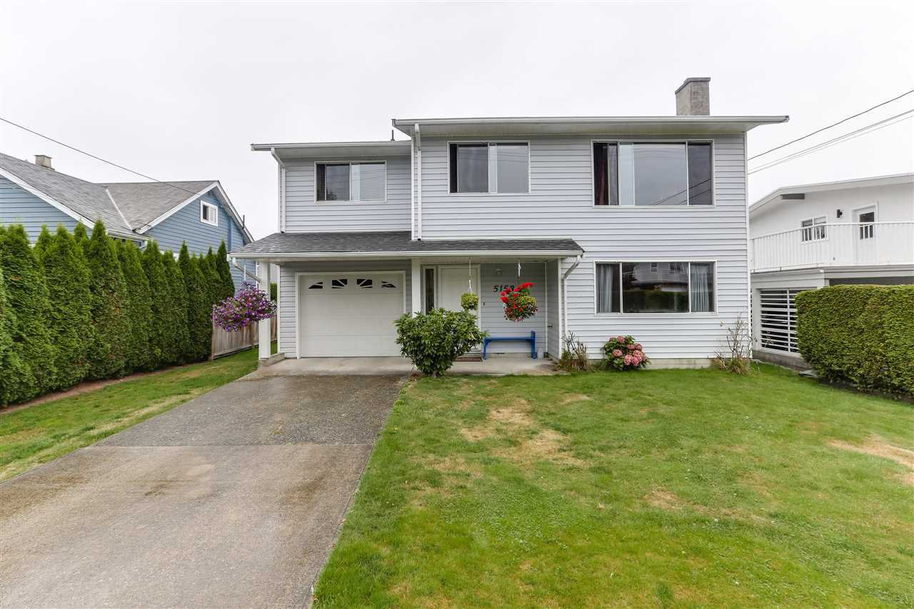 "Main Photo: 5153 CENTRAL Avenue in Delta: Hawthorne House for sale in ""HAWTHORNE"" (Ladner)  : MLS®# R2405153"