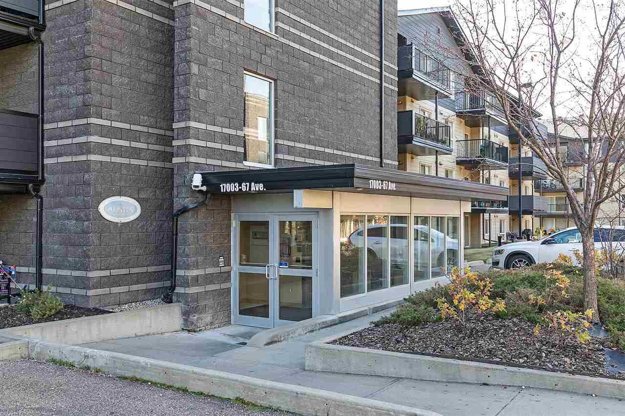 Main Photo: 409 17003 67 Avenue in Edmonton: Zone 20 Condo for sale : MLS®# E4217310