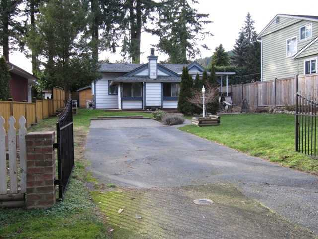 Main Photo: 3681 CAMPBELL Avenue in North Vancouver: Lynn Valley House for sale : MLS®# V872665