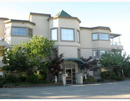 Main Photo: Map location: # 103 78 RICHMOND ST in New Westminster: House for sale (Canada)  : MLS®# V659014