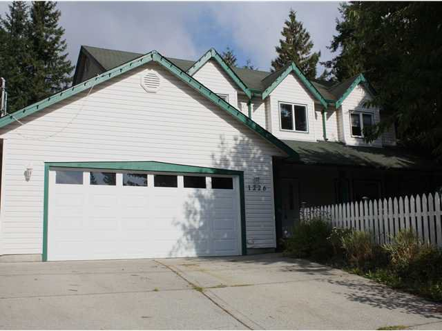 Main Photo: 1226 CAROL Place in Gibsons: Gibsons & Area House for sale (Sunshine Coast)  : MLS®# V915126