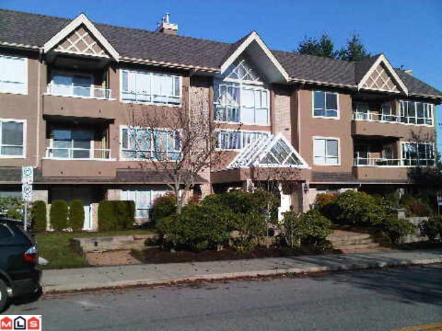 "Main Photo: 105 15375 17TH Avenue in Surrey: King George Corridor Condo for sale in ""CARMEL PLACE"" (South Surrey White Rock)  : MLS®# F1127859"