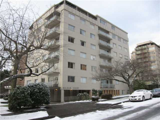 """Main Photo: 703 2409 W 43RD Avenue in Vancouver: Kerrisdale Condo for sale in """"BALSAM COURT"""" (Vancouver West)  : MLS®# V926276"""