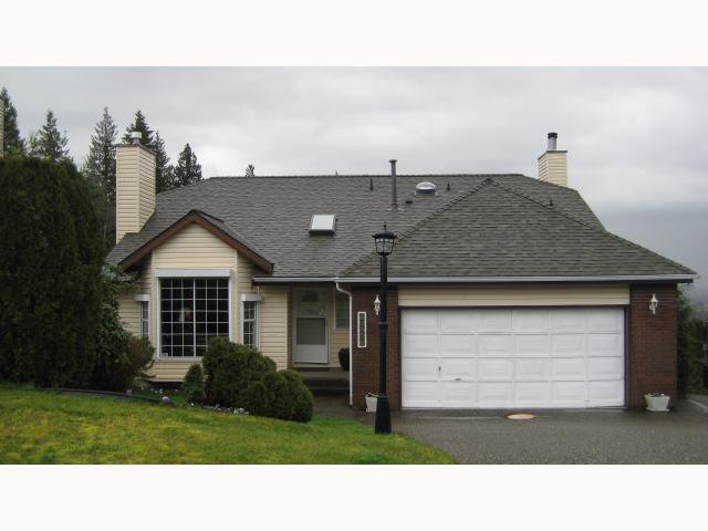 Main Photo: 2823 MARA Drive in Coquitlam: Coquitlam East House for sale : MLS®# V813924