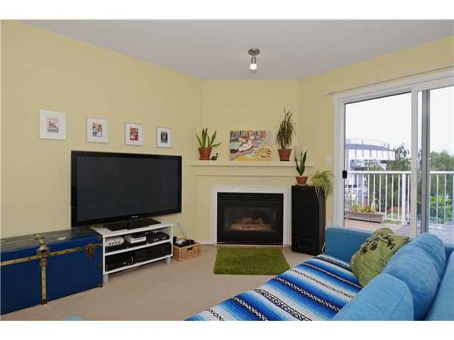 Photo 3: Photos: # 302 21 N RENFREW ST in Vancouver: Hastings East Condo for sale (Vancouver East)  : MLS®# V1020154