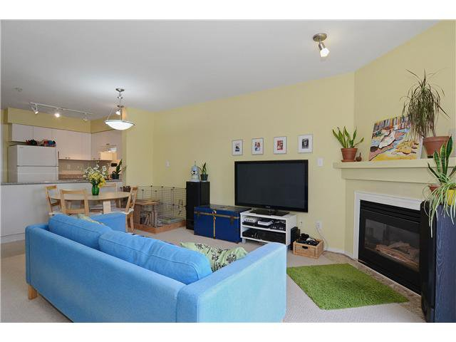 Photo 5: Photos: # 302 21 N RENFREW ST in Vancouver: Hastings East Condo for sale (Vancouver East)  : MLS®# V1020154