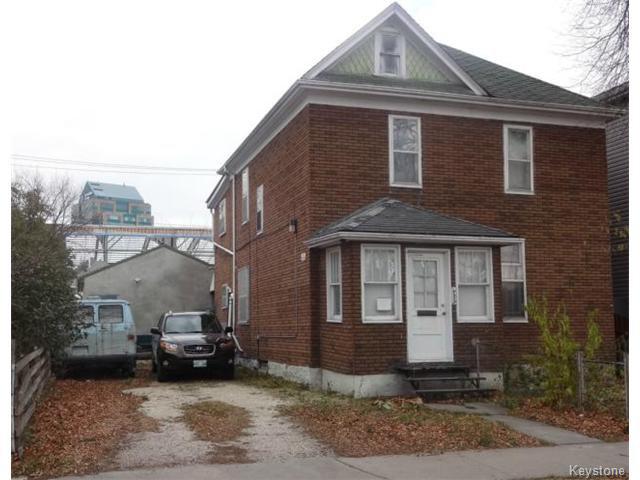 Main Photo: 435 Langside Street in WINNIPEG: West End / Wolseley Residential for sale (West Winnipeg)  : MLS®# 1324355