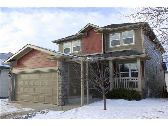 Main Photo: 53 CRYSTALRIDGE Close: Okotoks Residential Detached Single Family for sale : MLS®# C3593545