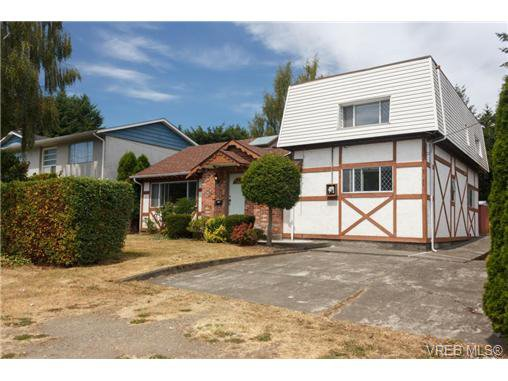 Main Photo: 994 McBriar Avenue in VICTORIA: SE Lake Hill Single Family Detached for sale (Saanich East)  : MLS®# 354017
