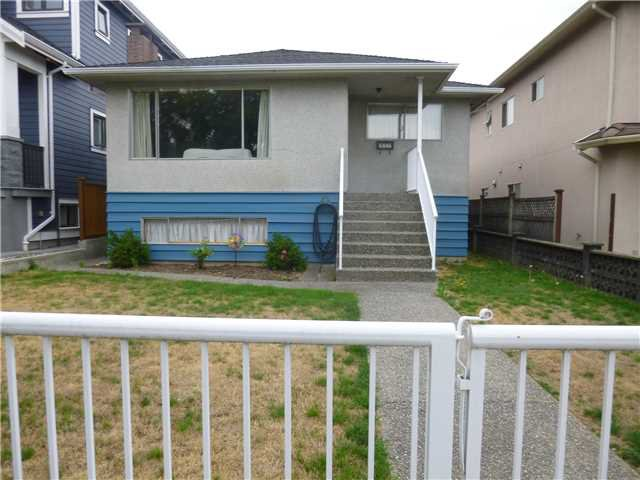 Main Photo: 6806 DOMAN Street in Vancouver: Killarney VE House for sale (Vancouver East)  : MLS®# V1138424