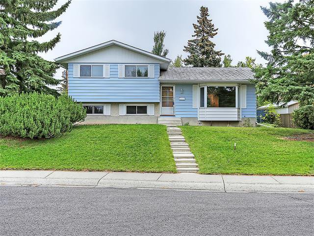 Main Photo: 343 HUNTBOURNE Hill(S) NE in Calgary: Huntington Hills House for sale : MLS®# C4019314