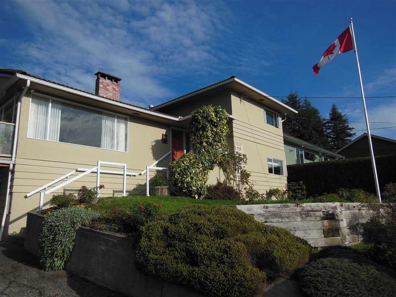 "Main Photo: 382 MONTERAY Avenue in NORTH VANC: Upper Delbrook House for sale in ""UPPER DELBROOK"" (North Vancouver)  : MLS®# R2010723"