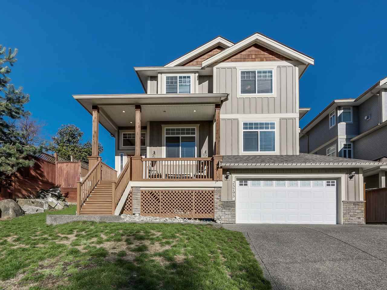 Main Photo: 23793 132A Avenue in Maple Ridge: Silver Valley House for sale : MLS®# R2032970