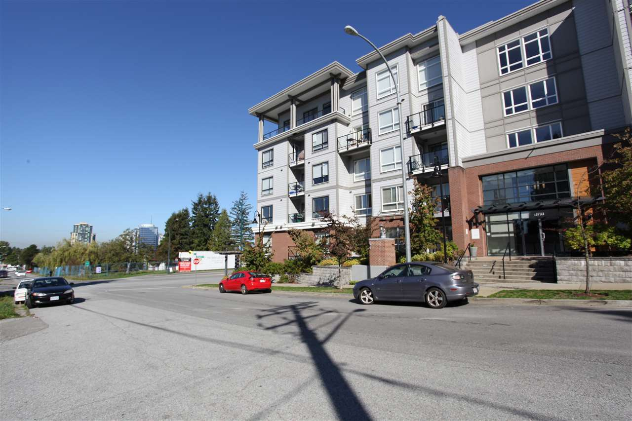 "Main Photo: 412 13733 107A Street in Surrey: Whalley Condo for sale in ""QUATTRO 1"" (North Surrey)  : MLS®# R2049088"