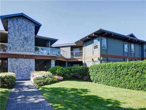 Main Photo: 4 4305 Maltwood Lane in VICTORIA: SE Broadmead Row/Townhouse for sale (Saanich East)  : MLS®# 731230
