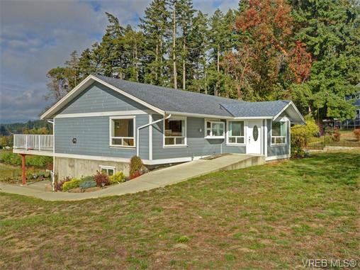 Main Photo: 612 Kilmalu Rd in MILL BAY: ML Mill Bay Single Family Detached for sale (Malahat & Area)  : MLS®# 743958