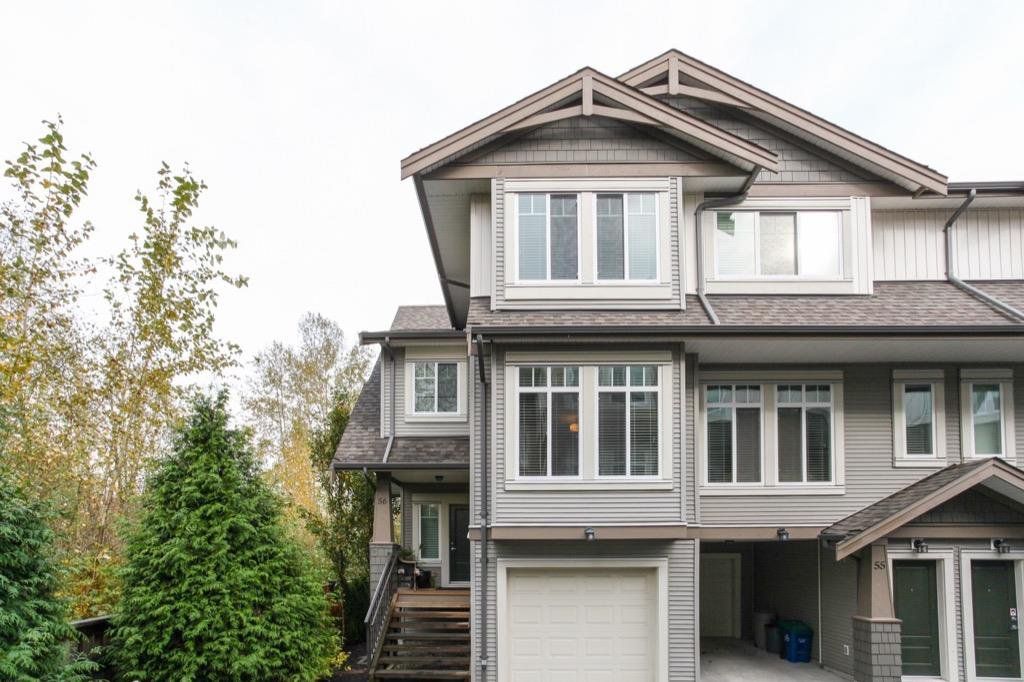 """Photo 1: Photos: 56 8250 209B Street in Langley: Willoughby Heights Townhouse for sale in """"OUTLOOK"""" : MLS®# R2118711"""