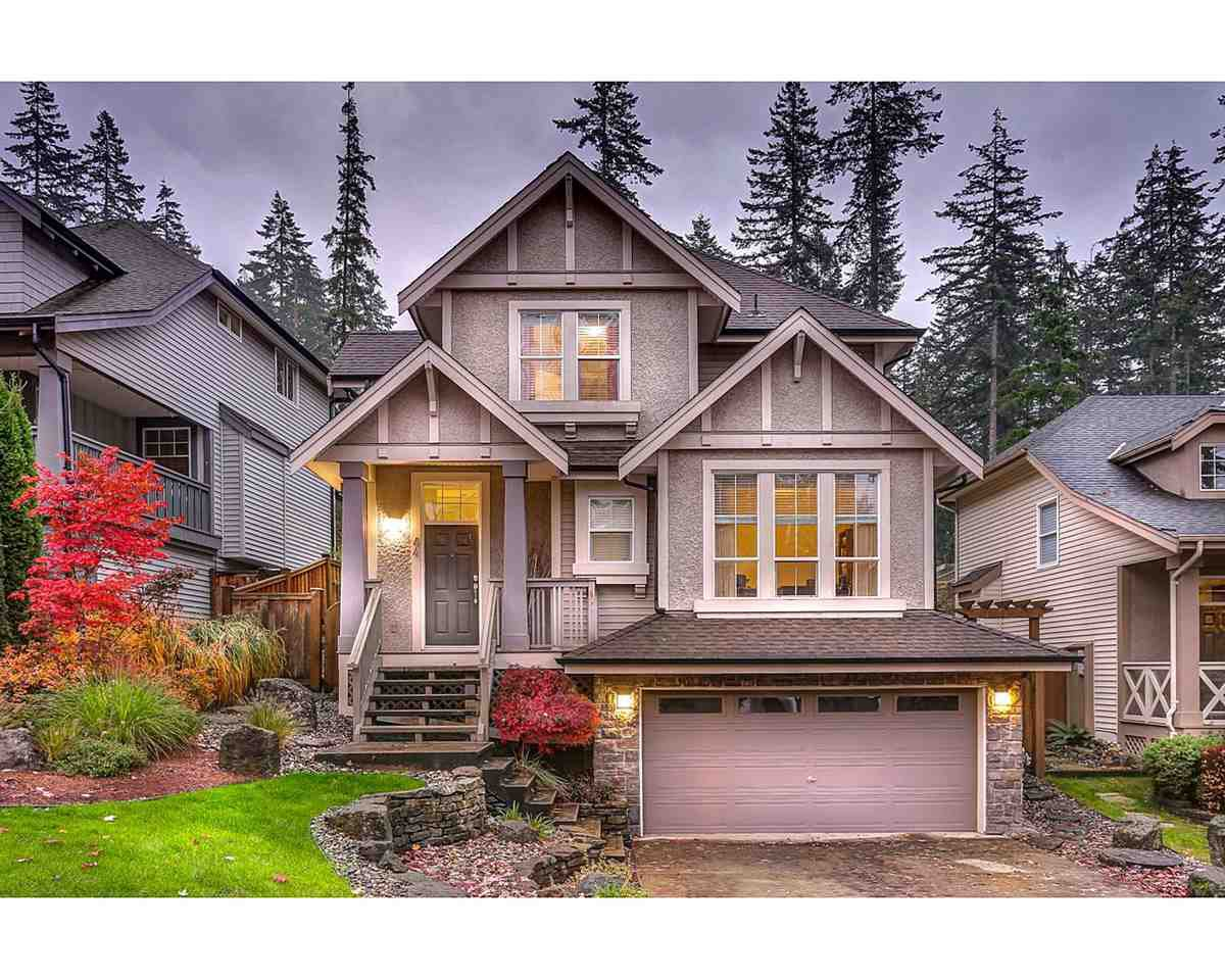Photo 1: Photos: 44 ALDER Drive in Port Moody: Heritage Woods PM House for sale : MLS®# R2120699