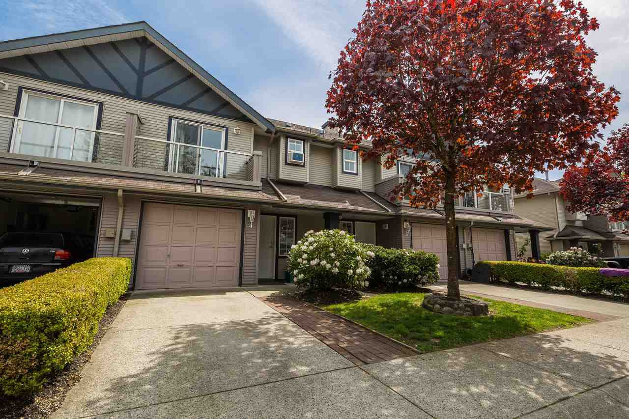 Main Photo: 4 11229 232 Street in Maple Ridge: East Central Townhouse for sale : MLS®# R2164359