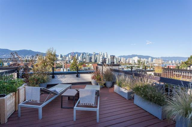 Main Photo: 1282 W 7TH AV in VANCOUVER: Fairview VW Townhouse for sale (Vancouver West)  : MLS®# R2212051
