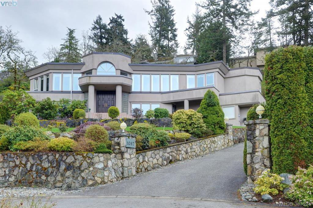 Main Photo: 1087 Totemwood Lane in VICTORIA: SE Broadmead House for sale (Saanich East)  : MLS®# 777609