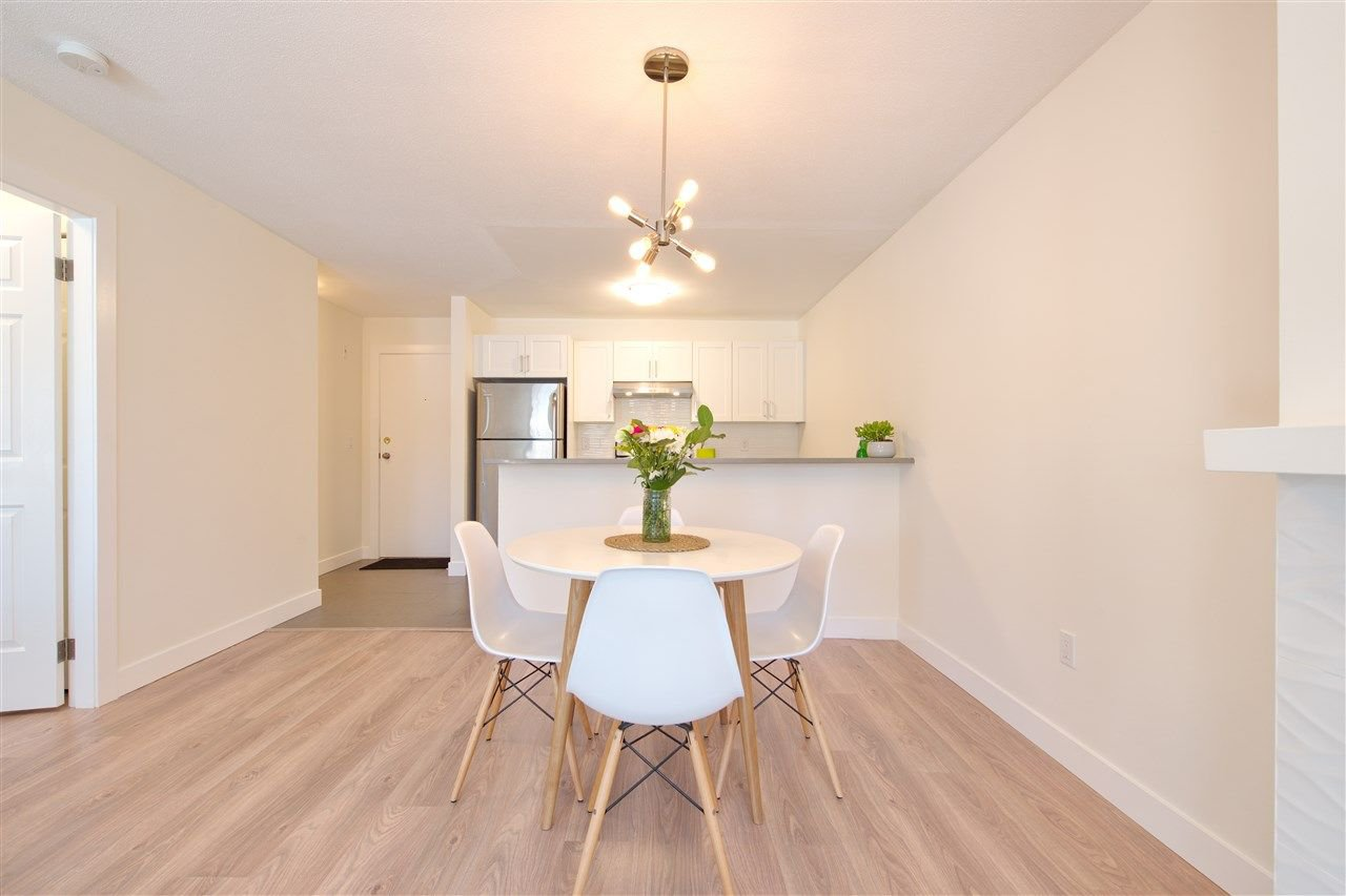 "Photo 10: Photos: 110 99 BEGIN Street in Coquitlam: Maillardville Condo for sale in ""Le Chateau"" : MLS®# R2248058"
