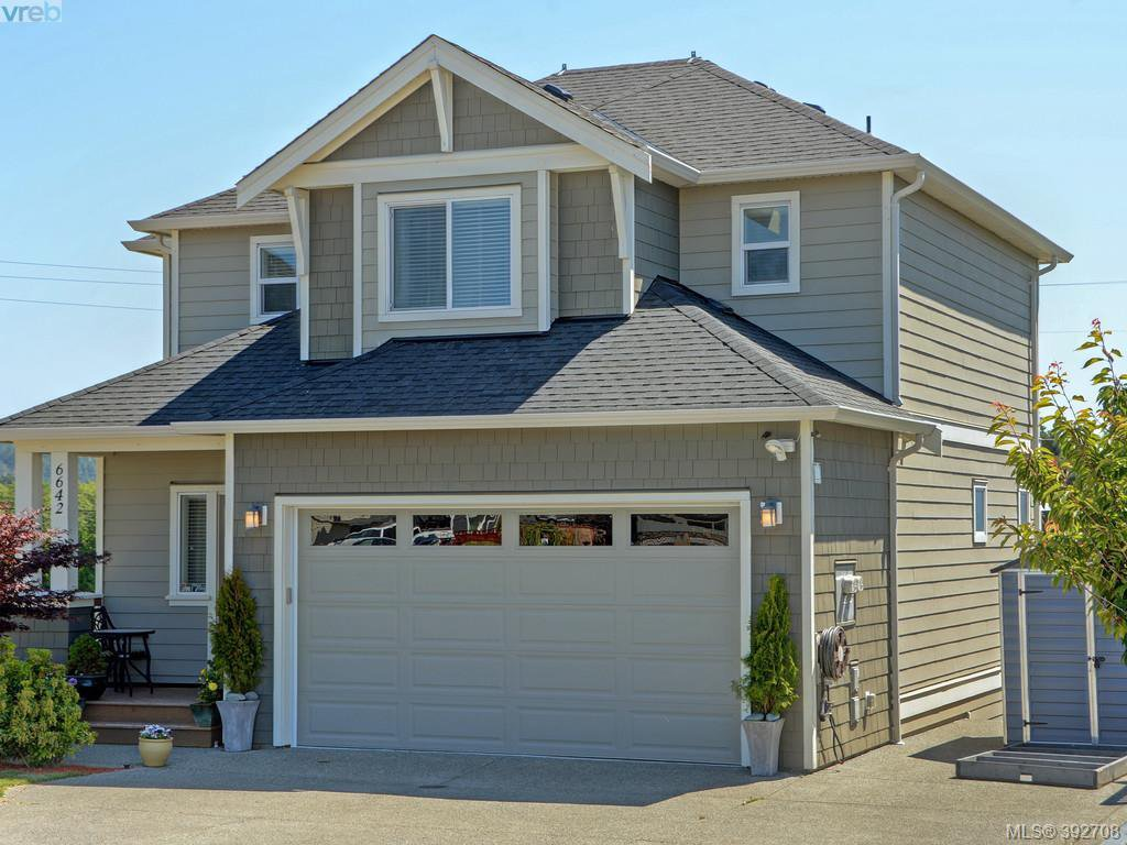 Main Photo: 6642 Steeple Chase in SOOKE: Sk Sooke Vill Core Single Family Detached for sale (Sooke)  : MLS®# 789244