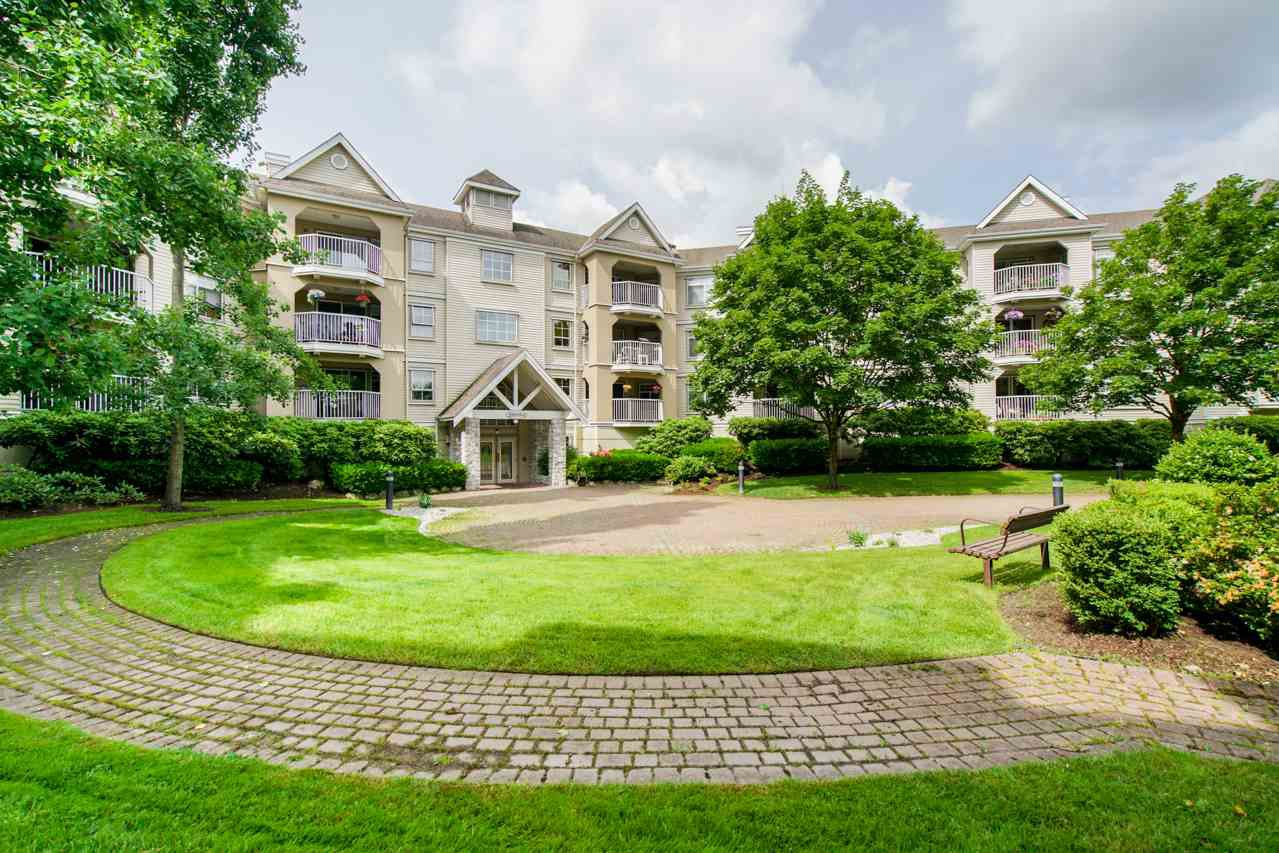 """Main Photo: 310 20894 57 Avenue in Langley: Langley City Condo for sale in """"Bayberry Lane"""" : MLS®# R2276911"""