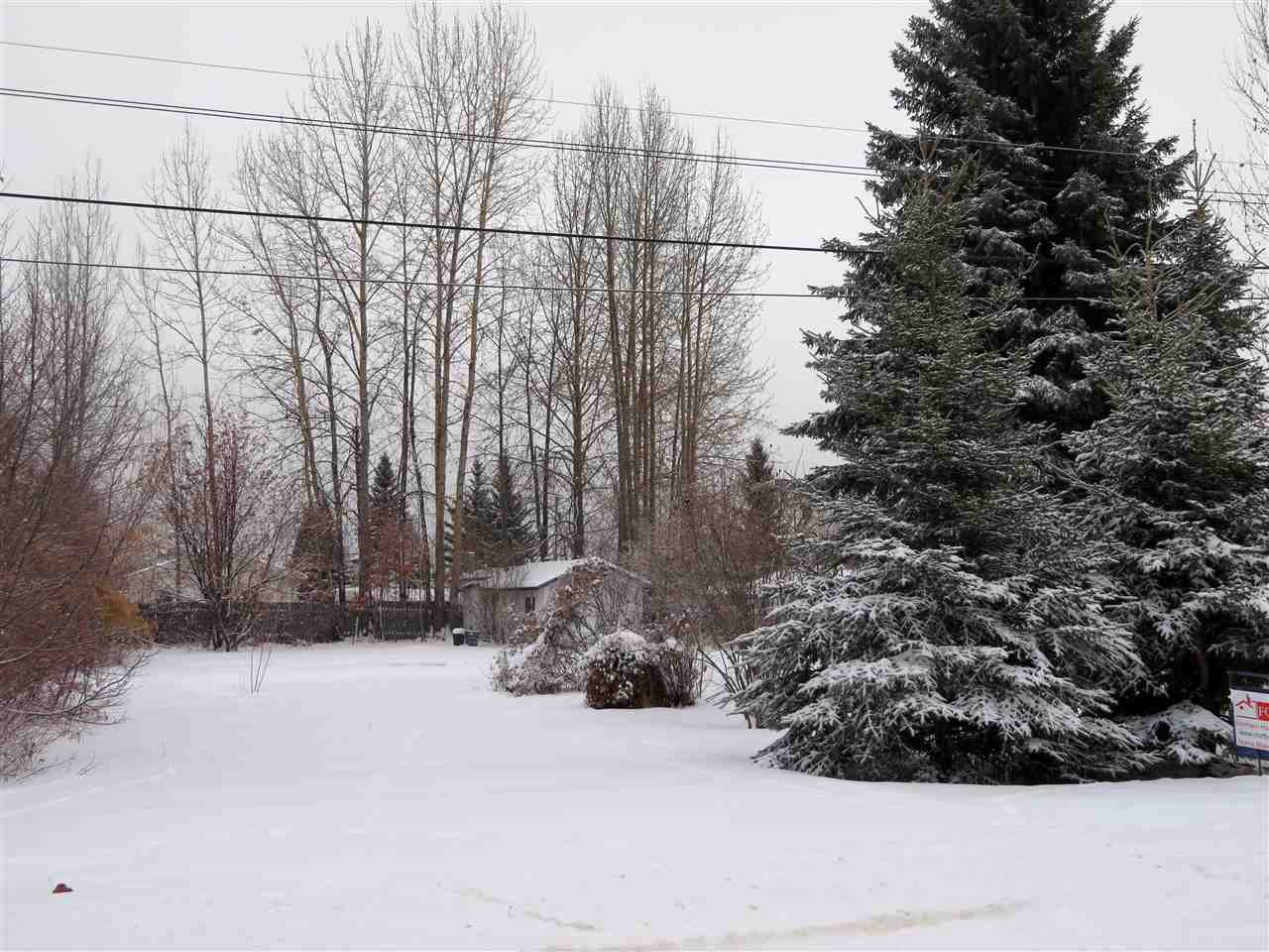 Photo 1: Photos: 5240 43 Street in Fort Nelson: Fort Nelson -Town Land for sale (Fort Nelson (Zone 64))  : MLS®# R2295766
