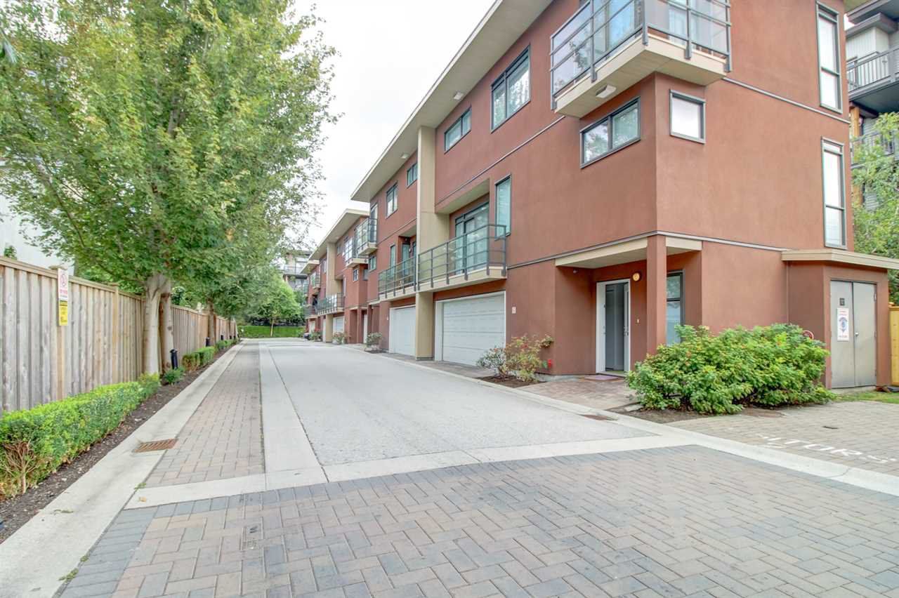 Main Photo: 1 9171 FERNDALE Road in Richmond: McLennan North Townhouse for sale : MLS®# R2300013