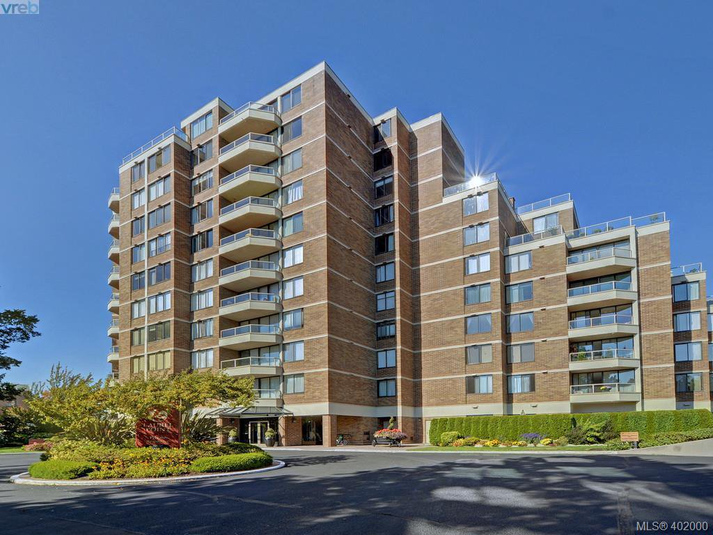 Main Photo: 207 225 Belleville St in VICTORIA: Vi James Bay Condo Apartment for sale (Victoria)  : MLS®# 802224