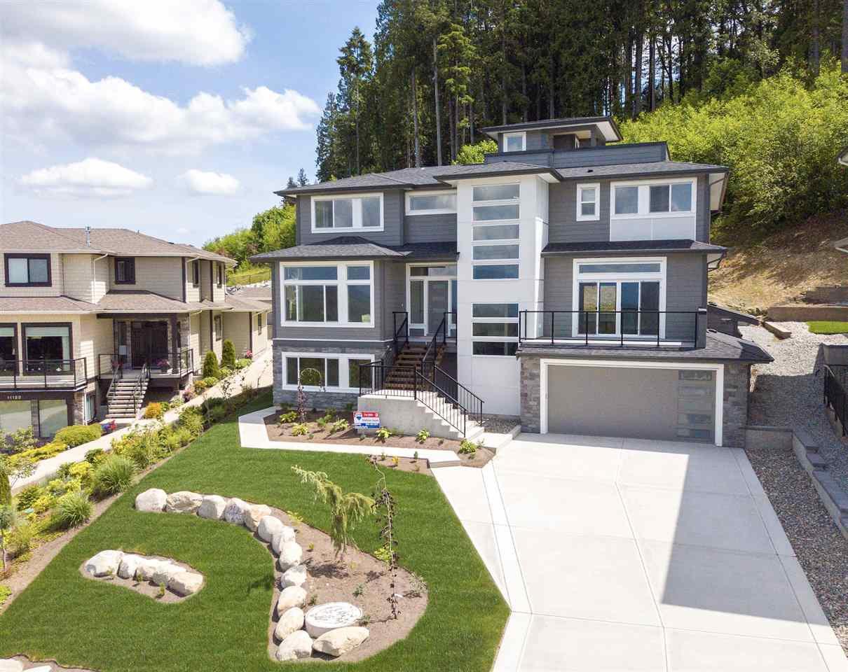 "Main Photo: 11110 CARMICHAEL Street in Maple Ridge: Thornhill MR House for sale in ""Grant Hill Estates"" : MLS®# R2365066"