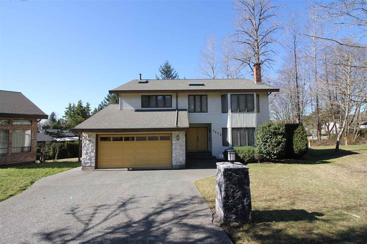 Main Photo: 1372 WYNBROOK Place in Burnaby: Simon Fraser Univer. House for sale (Burnaby North)  : MLS®# R2378702