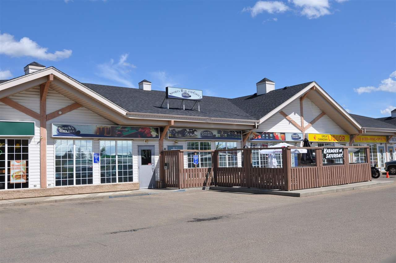Main Photo: 9517 100 Street: Morinville Business for sale : MLS®# E4162431