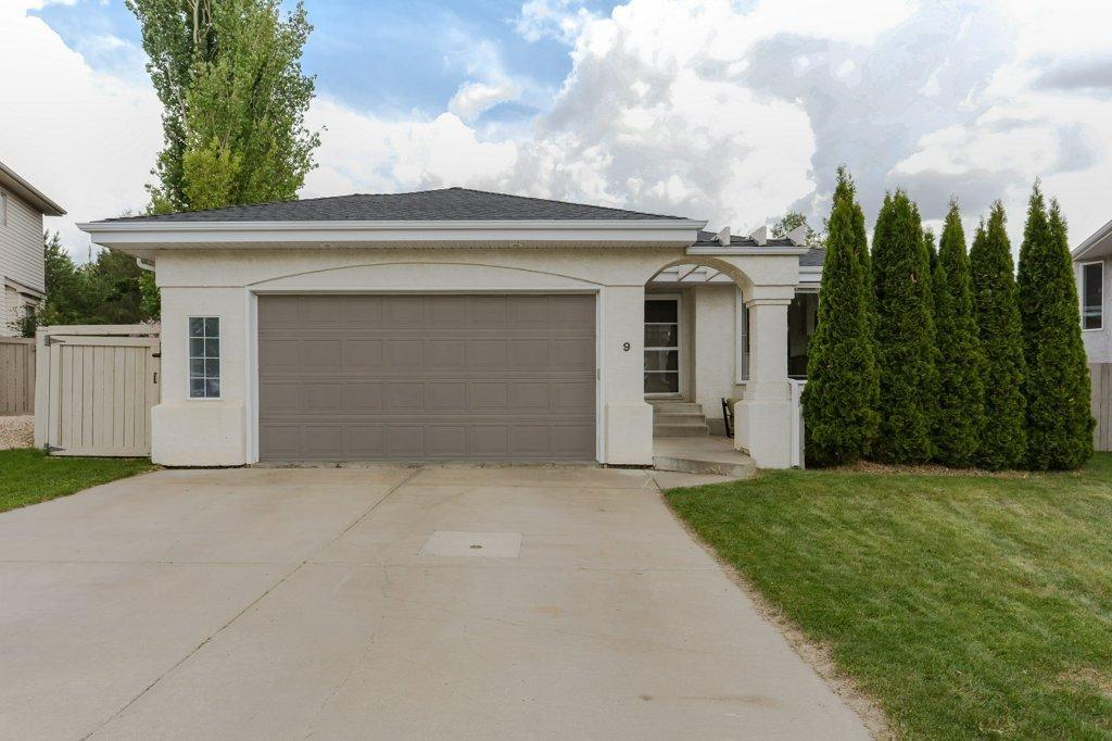 Main Photo: 9 EVERGREEN Drive: St. Albert House for sale : MLS®# E4163359