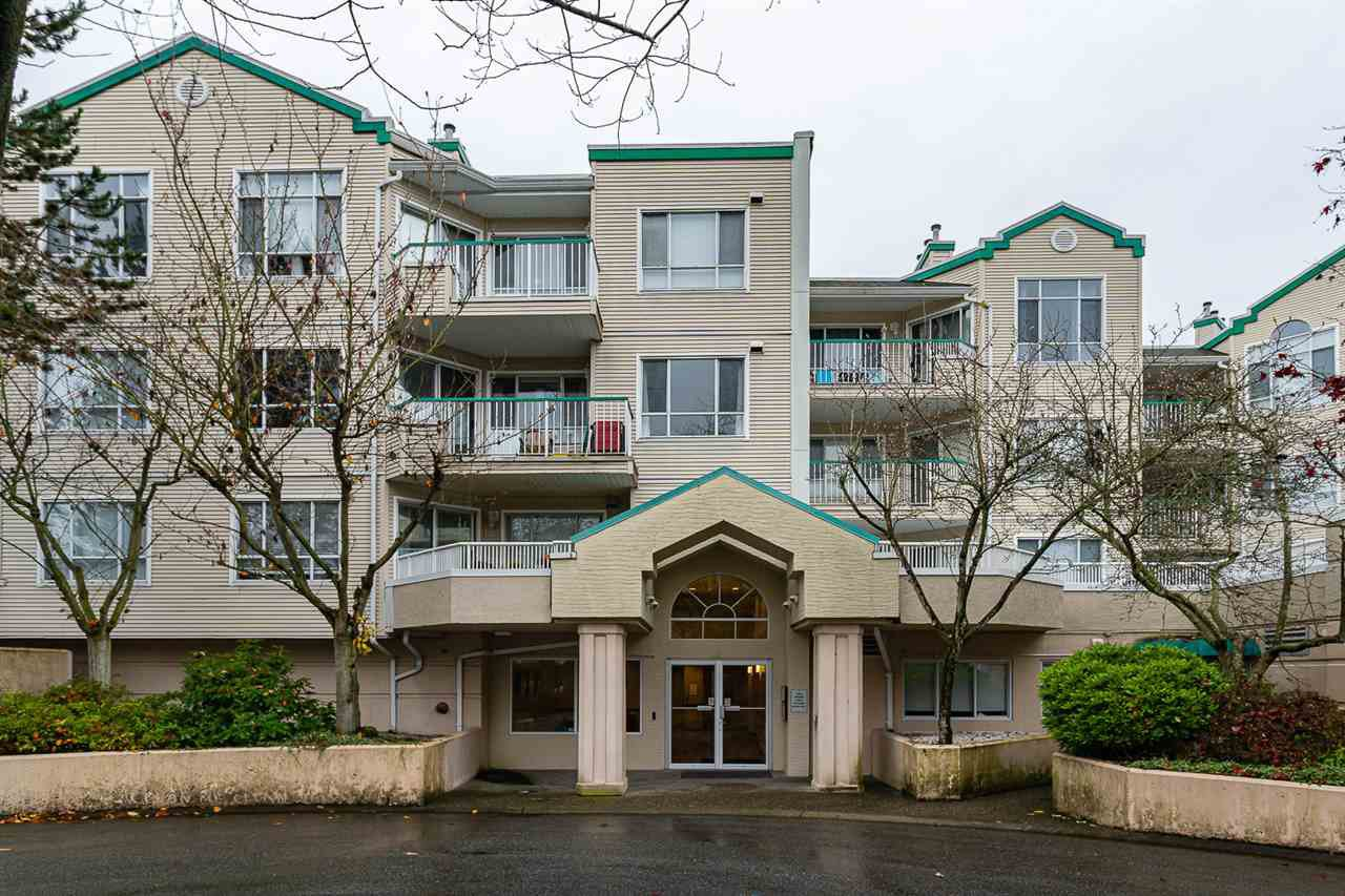 Main Photo: 317 8655 JONES Road in Richmond: Brighouse South Condo for sale : MLS®# R2420493