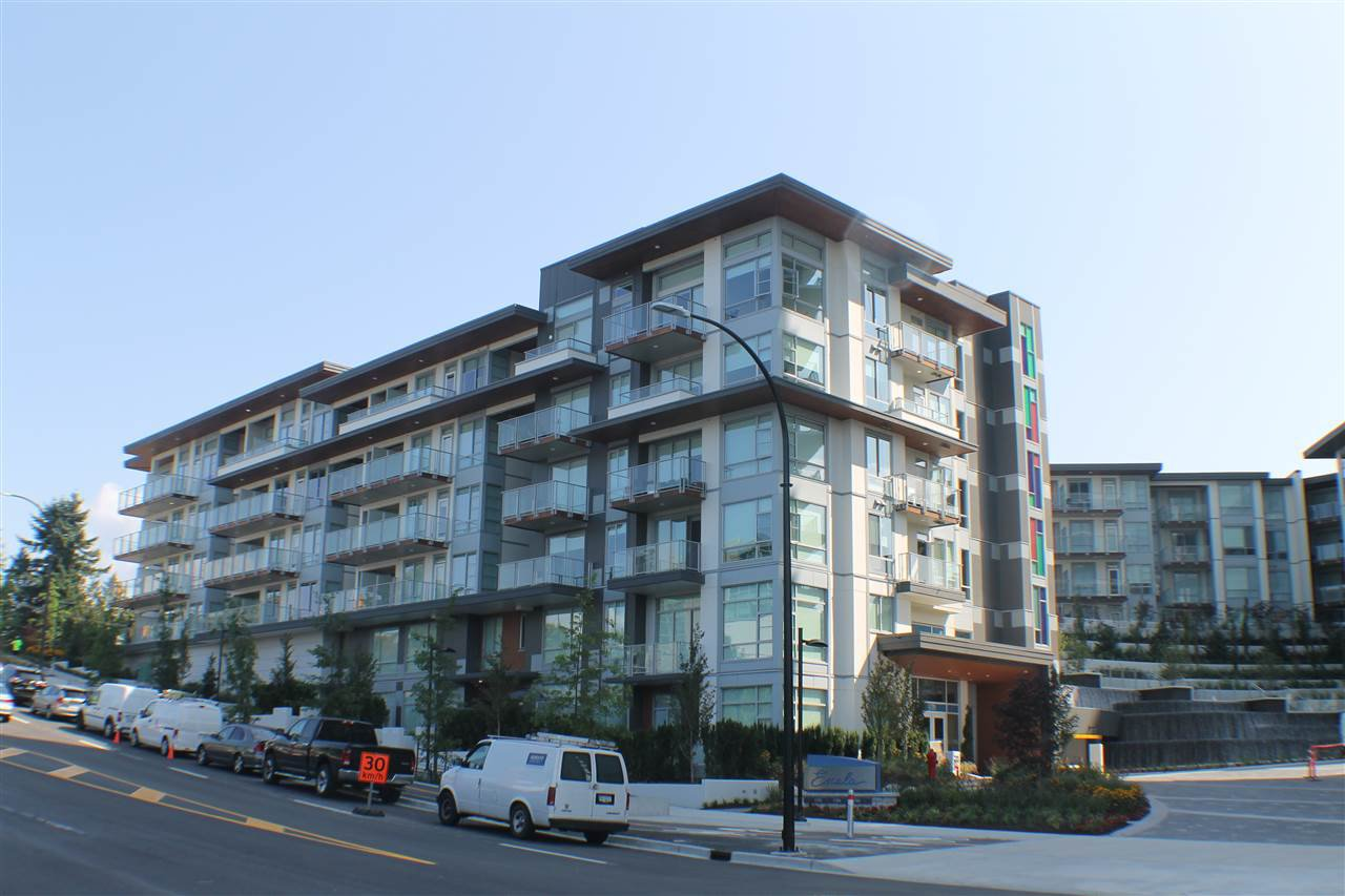 "Main Photo: 202 1728 GILMORE Avenue in Burnaby: Willingdon Heights Condo for sale in ""ESCALA"" (Burnaby North)  : MLS®# R2421478"