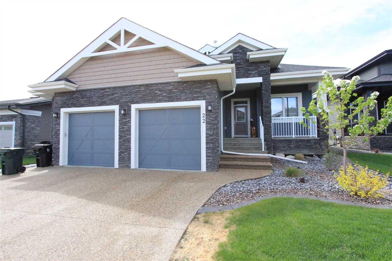 Main Photo: 22 Kenton Woods Lane: Spruce Grove House for sale : MLS®# E4184173
