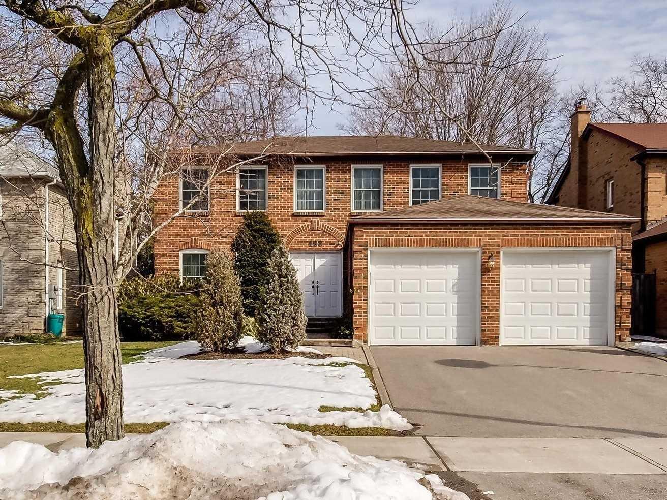 Main Photo: 498 Hidden Trail in Toronto: Westminster-Branson House (2-Storey) for sale (Toronto C07)  : MLS®# C4709173